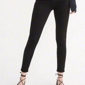 Abercrombie Harper ankle jeans 0 short
